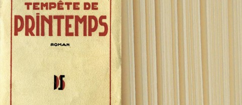 Tempête de Printemps, Jean Proal