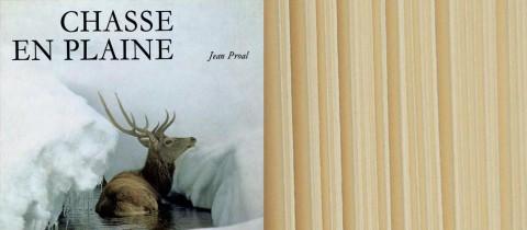 Chasse en plaine, Jean Proal