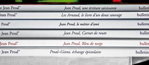 Revues Bulletins des Amis de Jean Proal