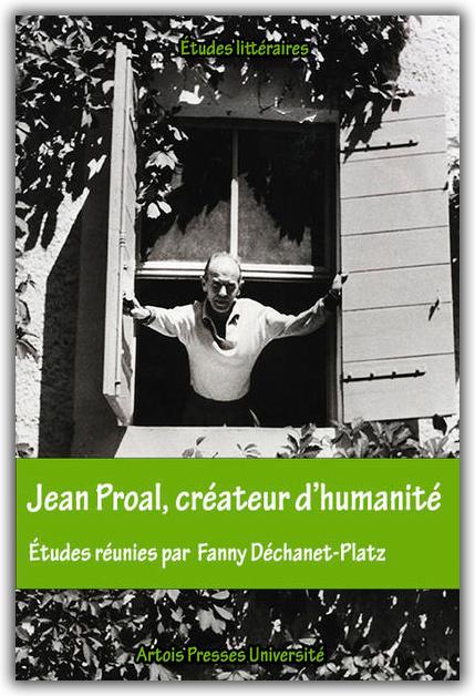 Jean Proal, créateur d'humanité