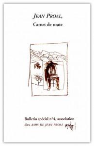 Bulletin n°4 de l'association des Amis de Jean Proal