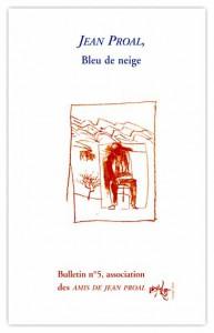 Bulletin n°5 de l'association des Amis de Jean Proal