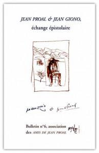 Bulletin n°6 de l'association des Amis de Jean Proal