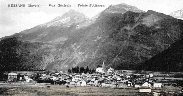 Bessans Savoie