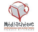 Logo Médiathèque Digne