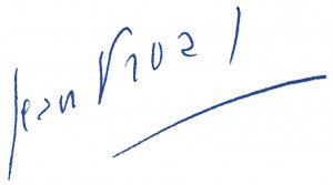 Signature Jean Proal