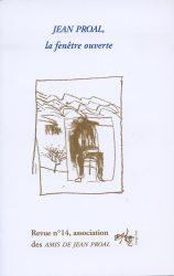Jean Proal, la fenêtre ouverte