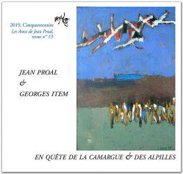 Jean Proal & Georges Item,en quête de la Camargue et des Alpilles
