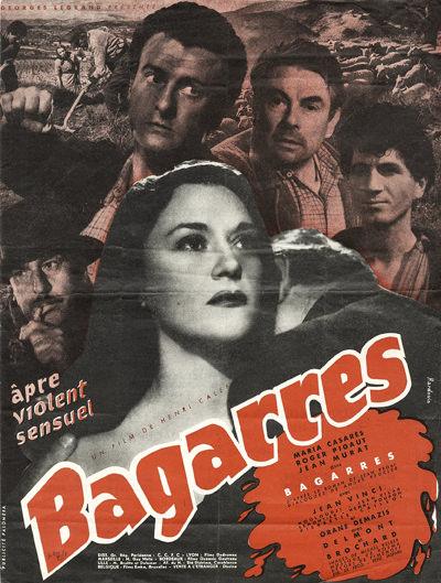 Affiche de Bagarres