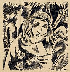 Jean Proal, le féminin à l'œuvre