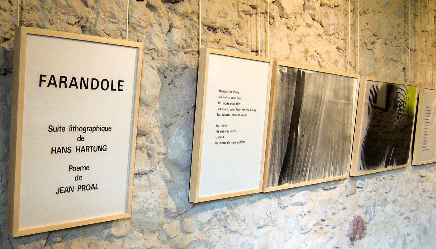 hommage à Jean Proal à Digne-les-Bains