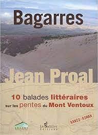 bagarres- réédition le sablier- jean Proal