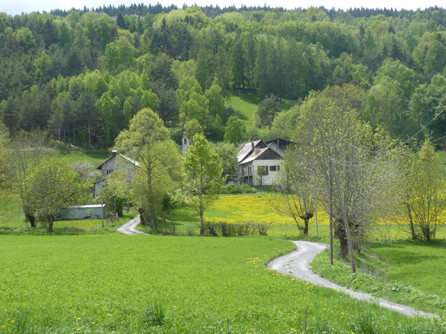 hameau de sainte rose - Jean Proal