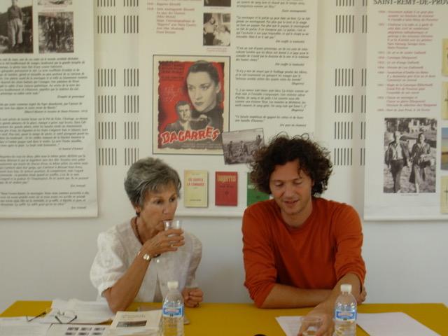 Anne-Marie Vidal et Yves Mugler - un été avec Jean Proal